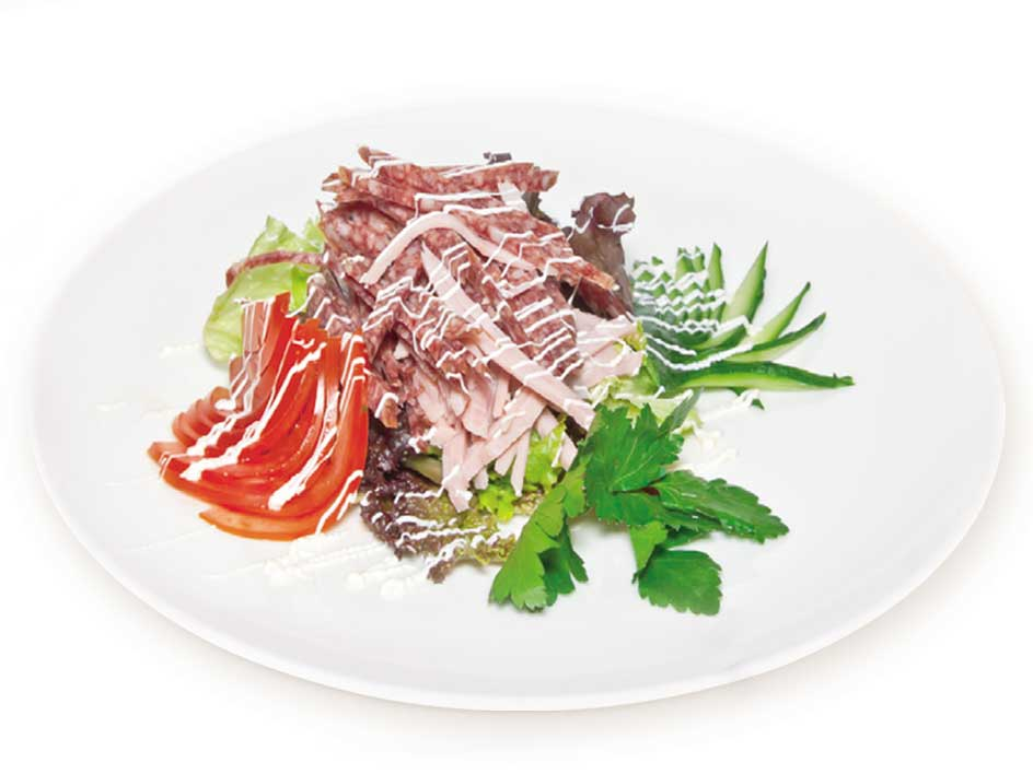 Рецепт салата пражский